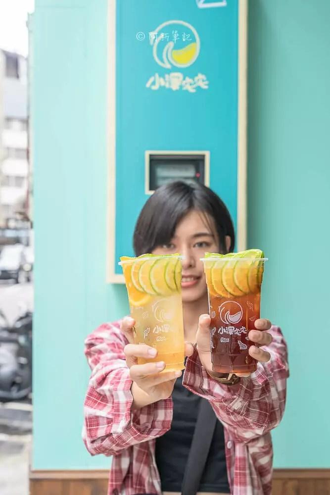 DSC09209 - 熱血採訪│天冷也要喝!新竹來的人氣鮮檸茶限時兩天買一送一!