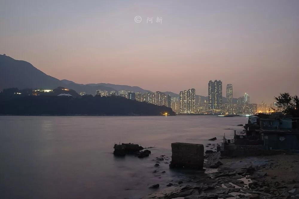 香港鯉魚門三家村,鯉魚門三家村,鯉魚門,三家村,石礦山,香港鯉魚門,香港九龍景點,香港-29