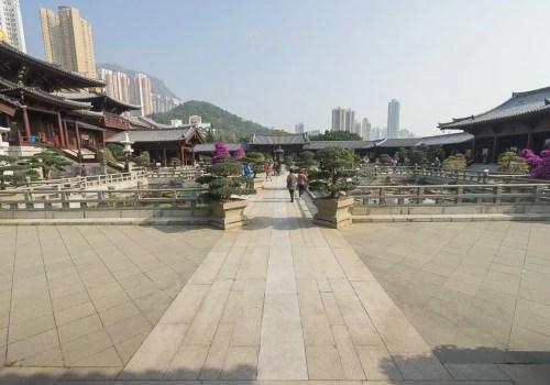 斧山公園 西蓮園 |香港經典景點,漫遊、散步,占地遼闊大公園。