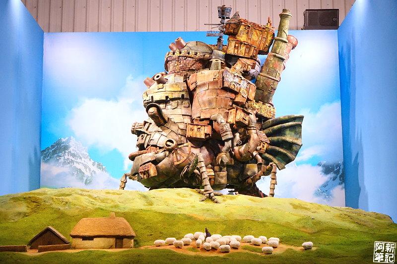 台中吉卜力的動畫世界特展-05