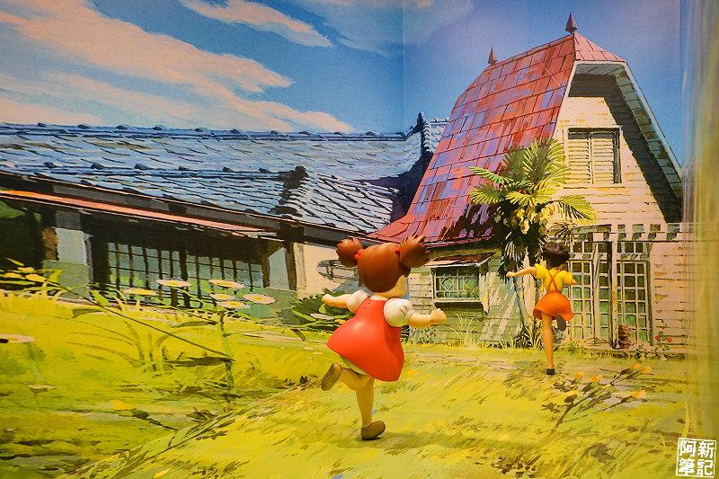台中吉卜力的動畫世界特展-28