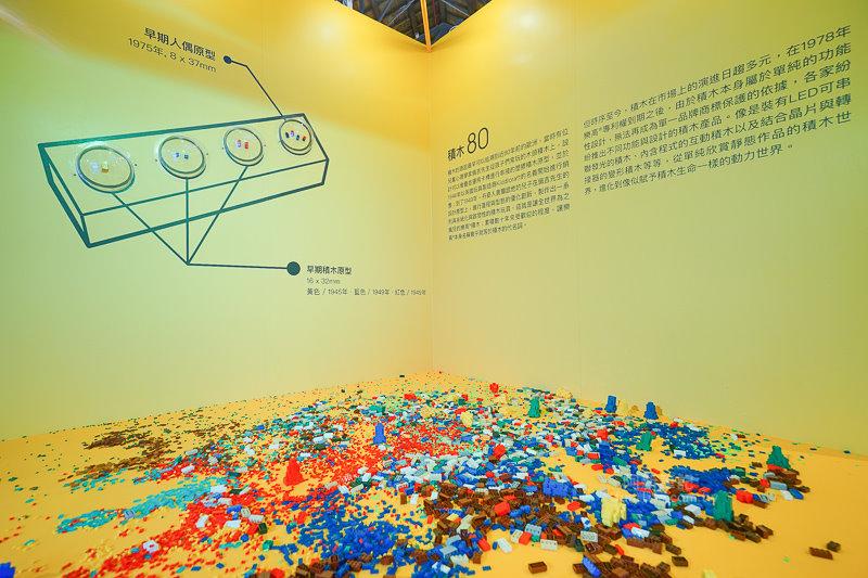 台中會動的積木特展-09