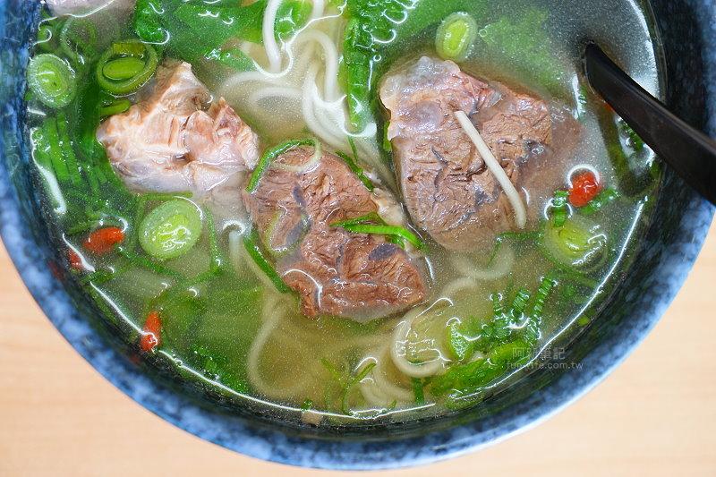 台中東佳牛肉麵-15
