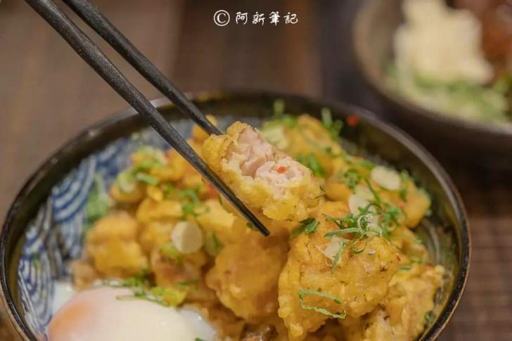 DSC06933 - 熱血採訪|晚上才營業,營業到深夜12點的稻麥食堂,唐揚泰雞滿出來了