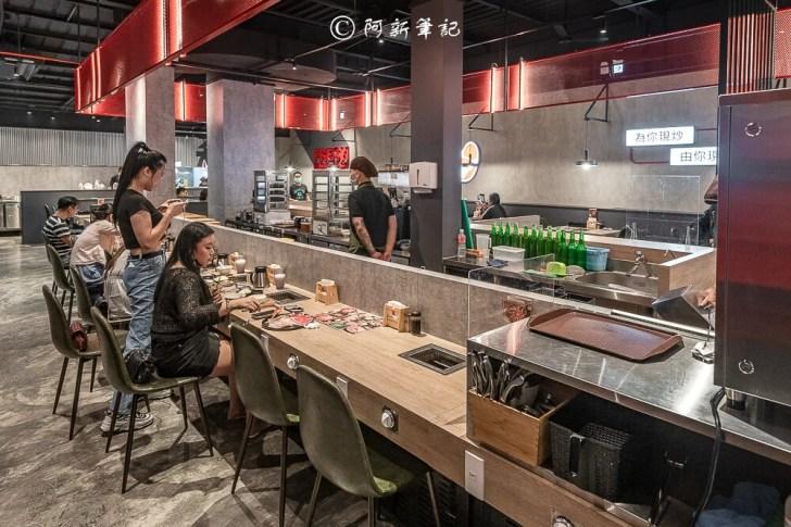 DSC03998 - 熱血採訪│森森燒肉新品牌!台中第一間鉄鮮森!一人燒肉+鐵板燒的新鮮組合,還有限時買一送一