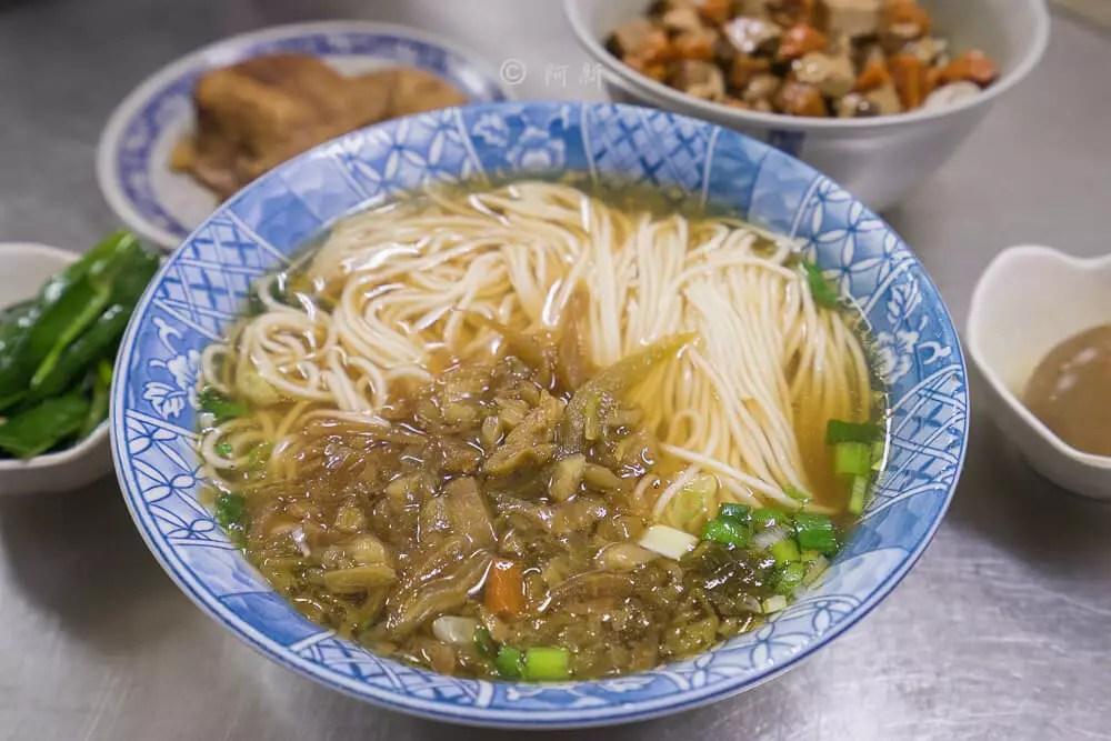 台中上海未名麵點-11