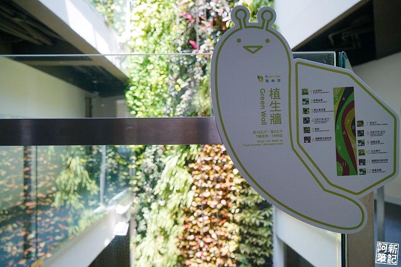 逢甲葉綠宿旅館-10