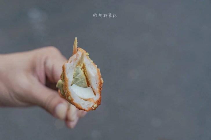 DSC05493 - 萬華丁香旗魚串|一中街銅板美食推薦,現點現做的鮮甜Q彈好滋味。