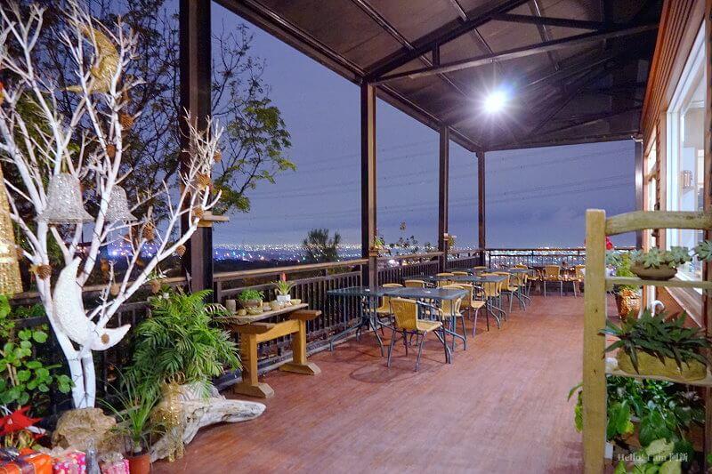 岳家庄夜景咖啡廳-6