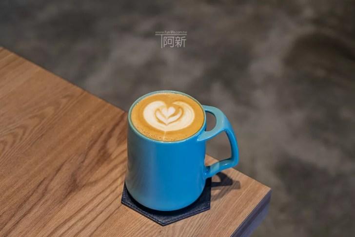 DSC06908 - Pluto Espressoria|台中南屯咖啡館,深藍色系搭寬敞空間,工業風環境超好拍。