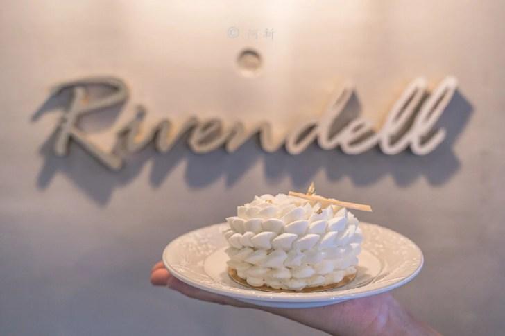 DSC00538 - RivenDell瑞文戴爾手作甜點 唯美花園玻璃屋好拍到炸,台中巷弄隱藏版甜點店。(已搬遷)