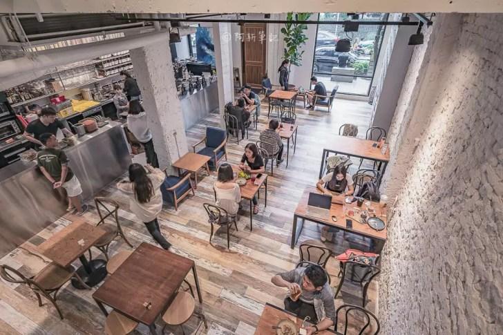 DSC00566 - Workshop Tea Room & Foods|台中超好拍歐洲茶罐打卡牆,建築黑色質感必拍,店家全天候供餐!