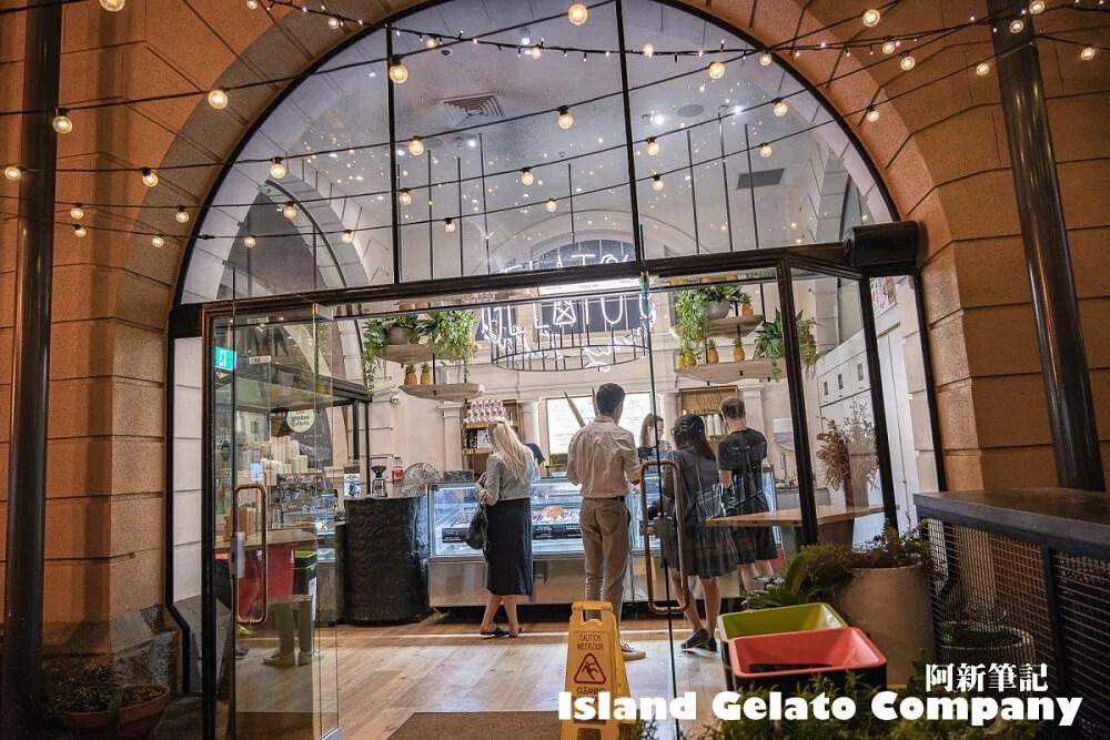 Island Gelato Company,奧克蘭冰淇淋,奧克蘭美食,紐西蘭冰淇淋,紐西蘭自由行,紐西蘭旅遊