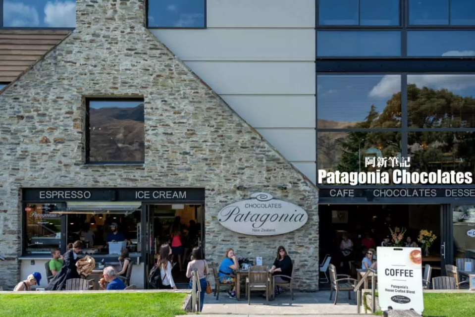 Patagonia Chocolates,patagonia冰淇淋,patagonia chocolates wanaka,wanaka冰淇淋,紐西蘭自由行,紐西蘭自助,紐西蘭旅遊