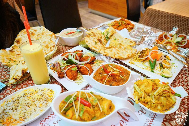 斯里瑪哈印度餐廳-26