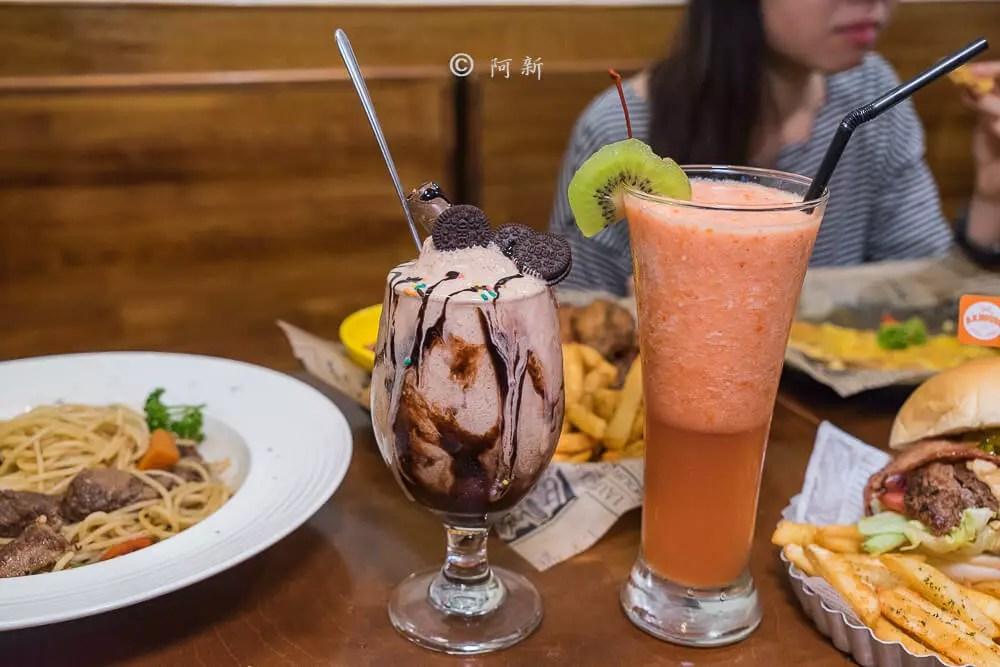 台中BBHOUSE美式餐廳-54