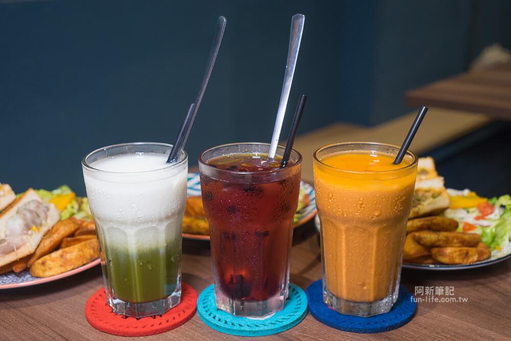 壹柒早午餐,台中壹柒,壹柒手作早午餐的日常,一中街美食,台中美食-37