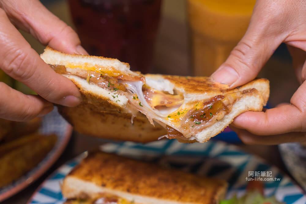 壹柒早午餐,台中壹柒,壹柒手作早午餐的日常,一中街美食,台中美食-38