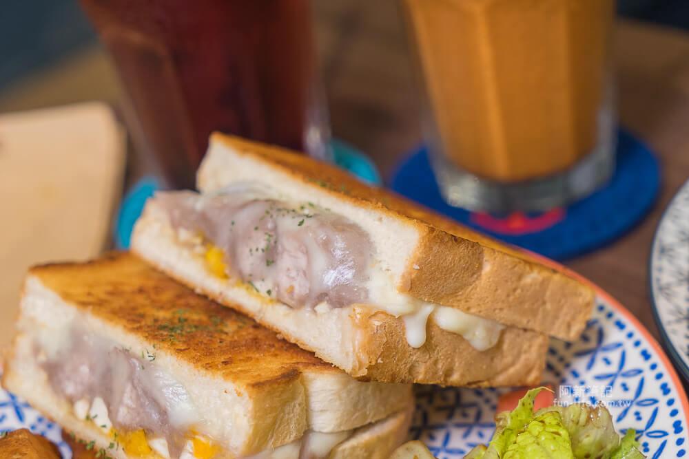 壹柒早午餐,台中壹柒,壹柒手作早午餐的日常,一中街美食,台中美食-44