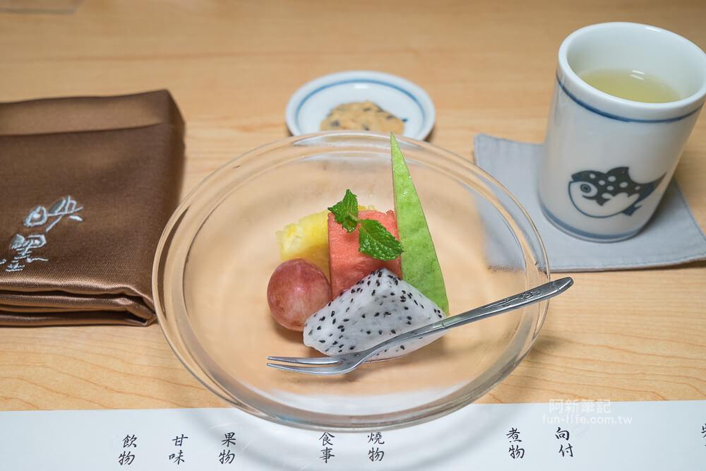 台中映墨日式懷石料理-26