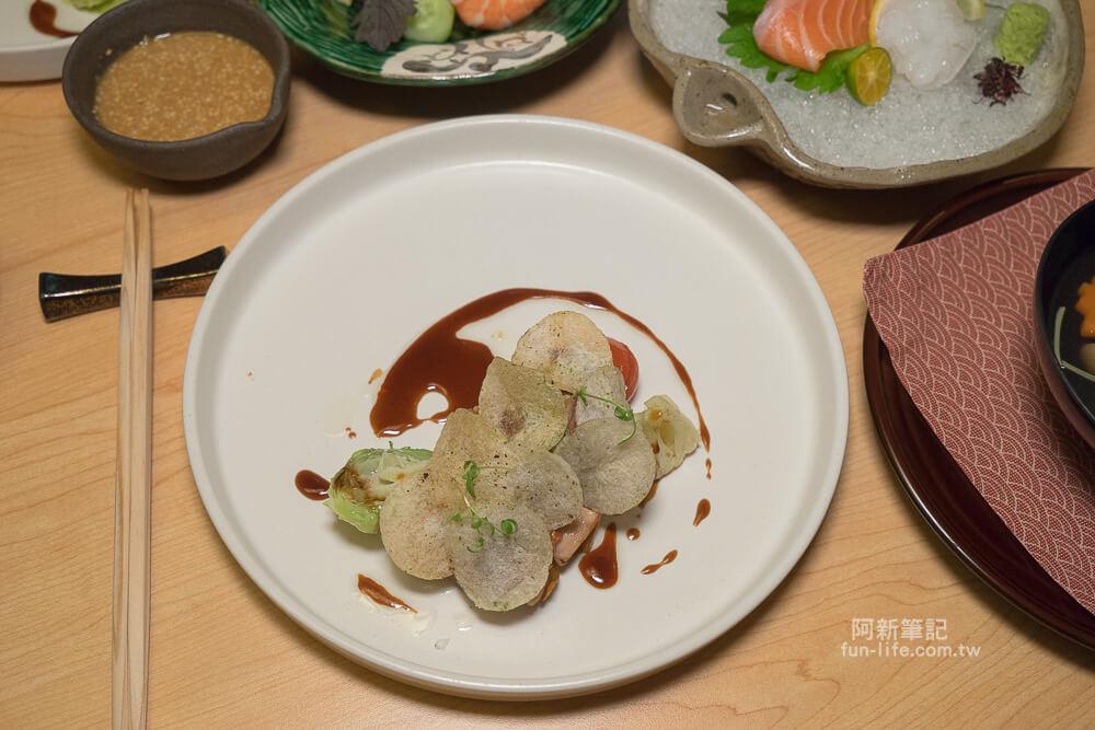台中映墨日式懷石料理-33