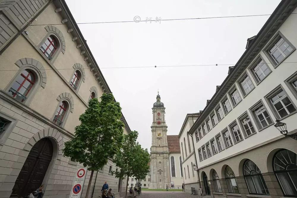 瑞士聖加侖修道院,聖加侖修道院,聖加侖修道院書院,聖加侖修道院圖書館,聖加侖圖書館-04