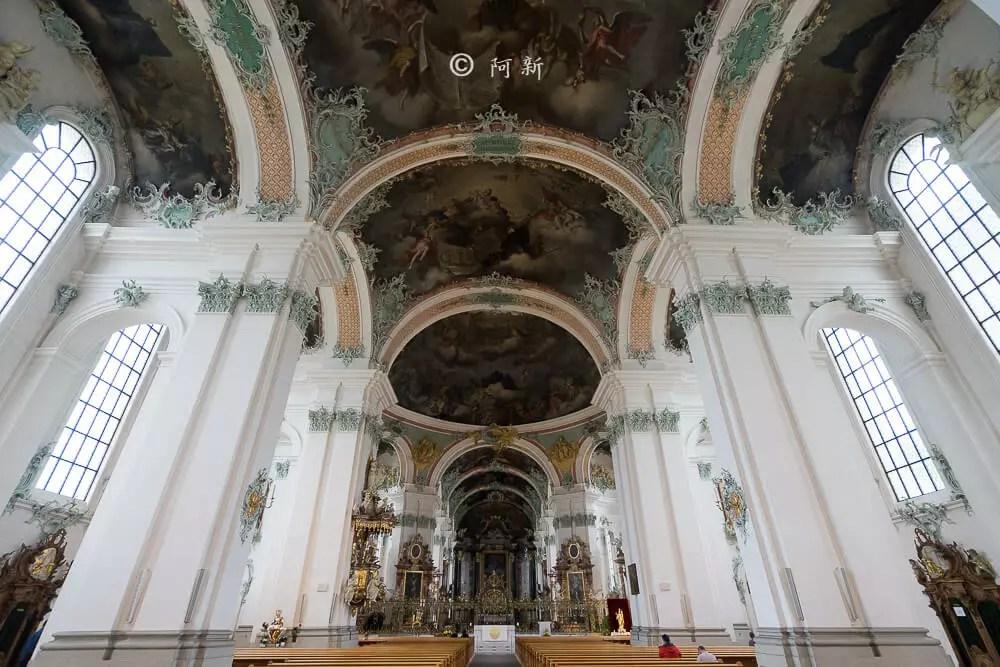 聖加侖修道院,瑞士聖加侖修道院