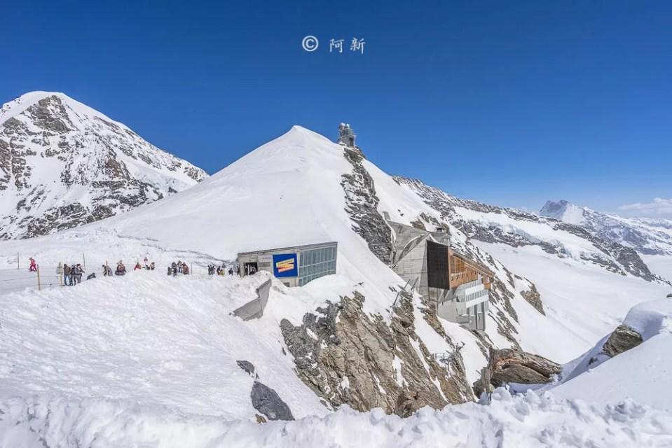 歐洲屋脊,少女峰,Jungfrau,歐洲之巔-80
