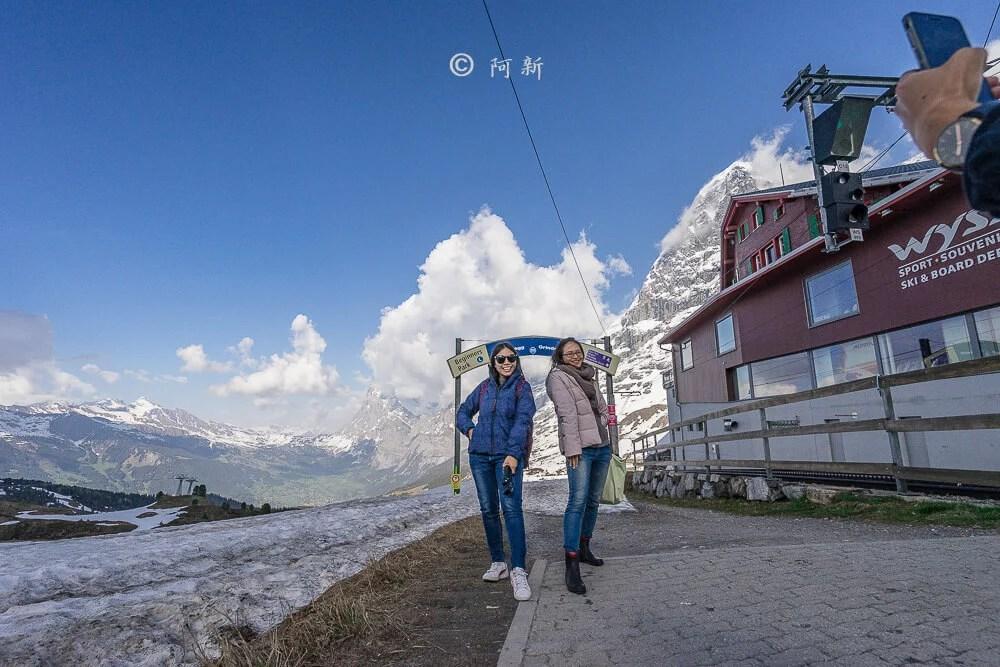 歐洲屋脊,少女峰,Jungfrau,歐洲之巔-140