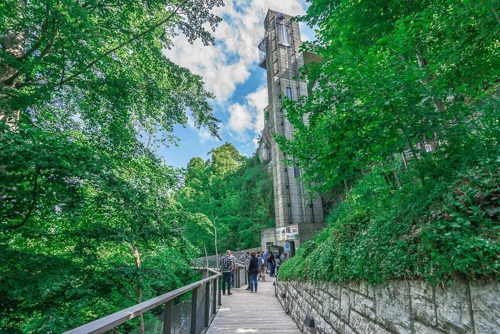 瑞士萊茵瀑布,萊茵瀑布,歐洲最大瀑布,瑞士旅遊,瑞士-03