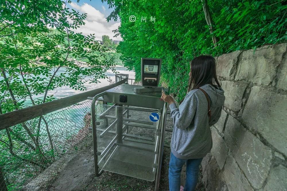 瑞士萊茵瀑布,萊茵瀑布,歐洲最大瀑布,瑞士旅遊,瑞士-06