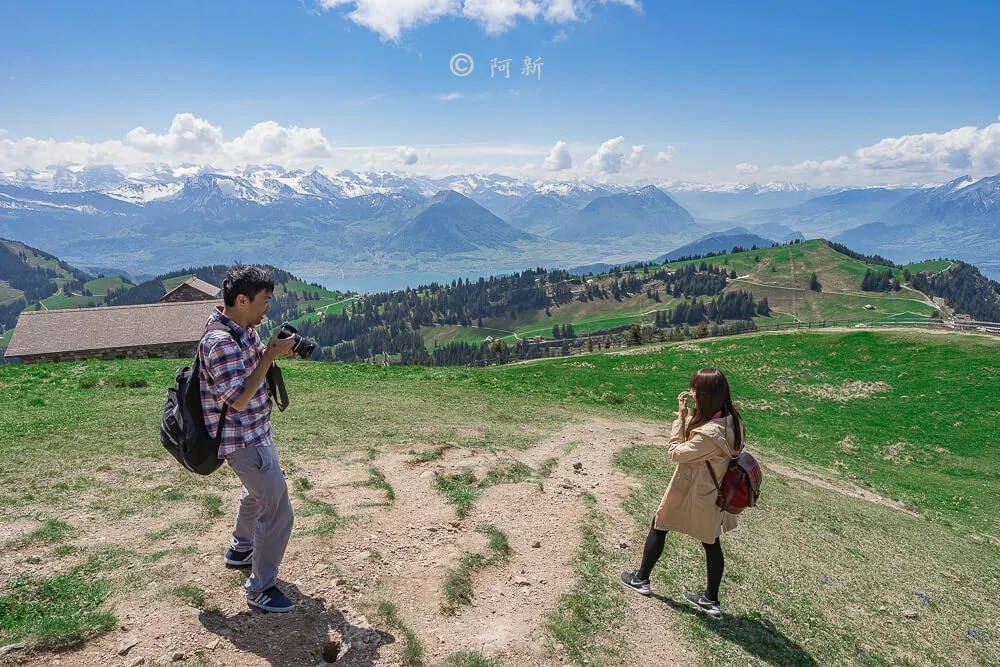 瑞吉峰,Rigi,瑞吉山,瑞吉山自由行,瑞士瑞吉峰,瑞士瑞吉山,瑞士自由行,瑞士旅遊,瑞士自助,48