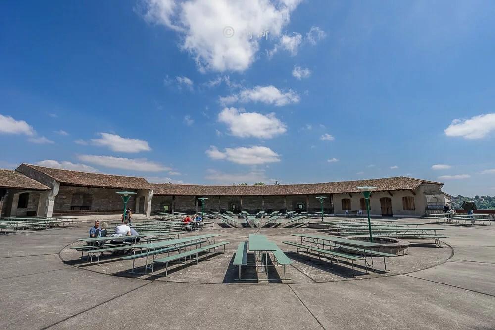米諾要塞,沙夫豪森米諾要塞,Munot堡壘,梅諾城堡,梅諾要塞,瑞士旅遊景點-24