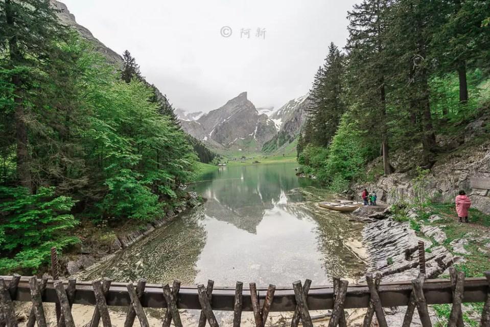 瑞士阿彭策爾塞阿爾卑湖,Seealpsee,塞阿爾卑湖,瑞士Seealpsee,瑞士塞阿爾卑湖,瑞士希阿爾卑湖,希阿爾卑湖-19