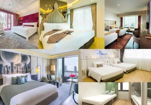 2020曼谷Ratchathewi住宿 |BTS住宿距離交通熱站、市中心兩站,CP不降,睡眠品質更好~