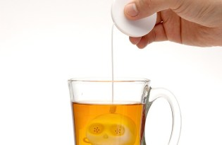 [茶具設計]骷髅頭泡茶器