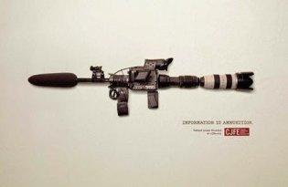 [海報設計]戰地記者人生安全海報