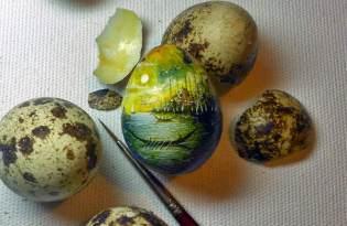 [圖文插畫]驚奇的食物彩繪-蛋