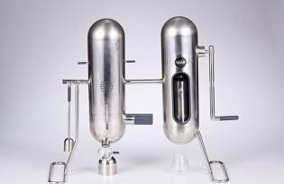 [廚具設計]自榨油器《一日油行》