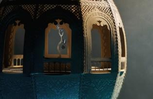 [極致工藝]摩洛哥風格紙雕建築創作