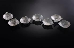 [酒杯設計]台灣工藝酒杯《雨水的痕跡》