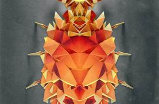 [極致工藝] 紙雕「昆蟲世界」
