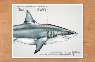 [平面設計]愛動物公益郵票