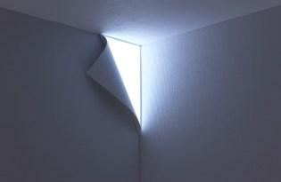 [燈飾設計]PEEL牆角LED