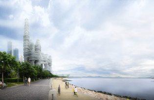 [建築設計]未來新型態概念社區