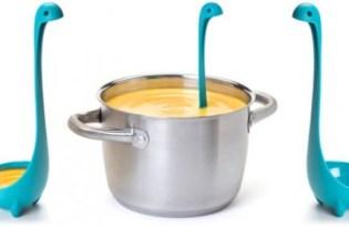 [廚具設計]尼斯湖水怪湯勺