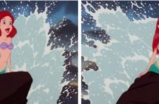 [動畫惡搞]迪士尼的公主髮型,到了現實生活變的很不一樣…