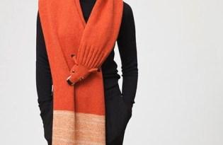 [產品設計]創意圍巾暖呼呼好過冬