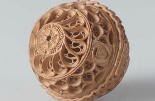 [極致工藝]歐風念珠雕刻藝術