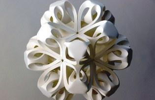 [視覺工藝]立體紙雕藝術